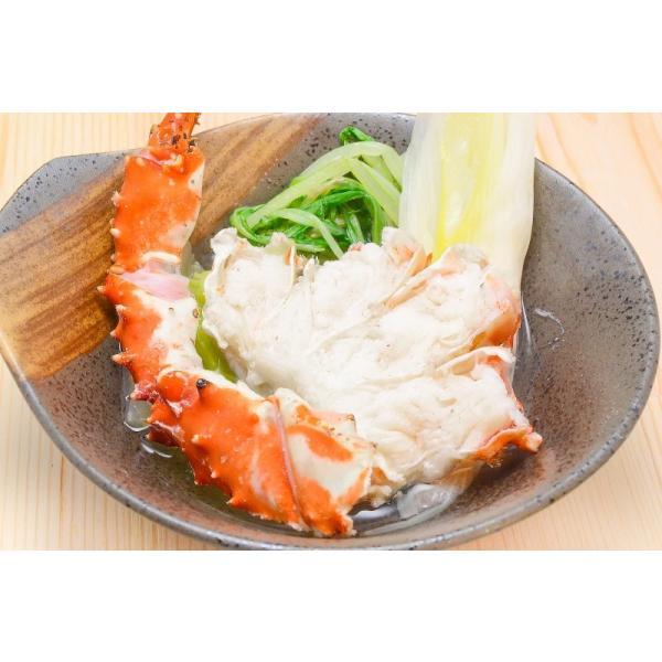 (訳あり ワケあり ワケアリ わけあり) 生タラバガニ 切り落とし端材 1kg (かに鍋 焼きガニ用) gourmet-no-ousama 12