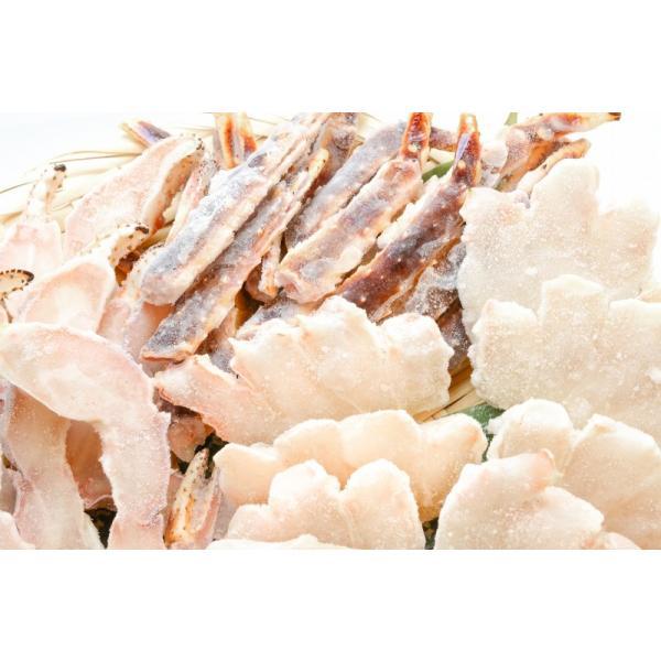 (訳あり ワケあり ワケアリ わけあり) 生タラバガニ 切り落とし端材 1kg (かに鍋 焼きガニ用) gourmet-no-ousama 17
