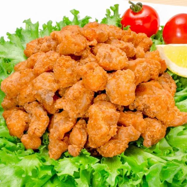 鶏軟骨唐揚げ 500g とりなんこつ (鶏 とり 唐揚げ からあげ から揚げ)|gourmet-no-ousama|02