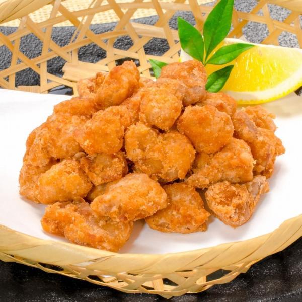 鶏軟骨唐揚げ 500g とりなんこつ (鶏 とり 唐揚げ からあげ から揚げ)|gourmet-no-ousama|09