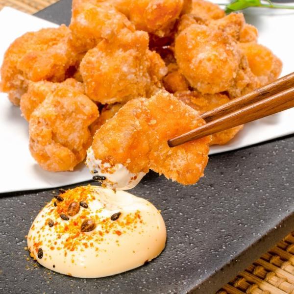 鶏軟骨唐揚げ 500g とりなんこつ (鶏 とり 唐揚げ からあげ から揚げ)|gourmet-no-ousama|10