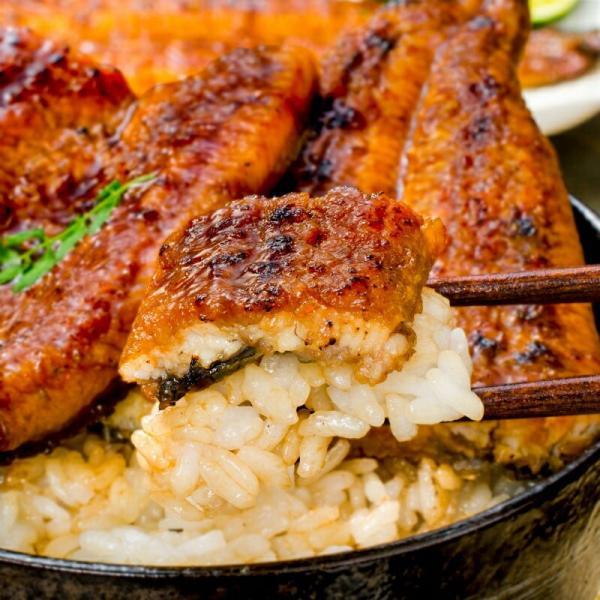 国産うなぎ蒲焼き 大サイズ 平均165g前後×2尾|gourmet-no-ousama|08