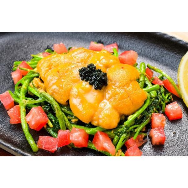 生ウニ 生うに 冷凍 無添加 天然 300g 100g×3パック(ウニ うに 雲丹) gourmet-no-ousama 17