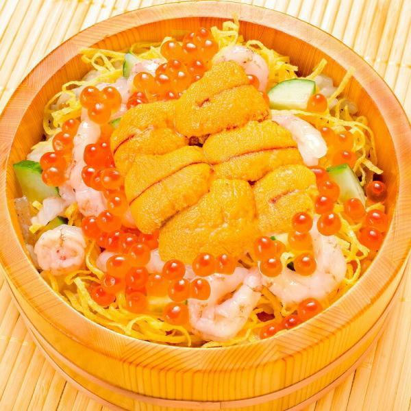 ウニイクラ甘海老丼セット(無添加生うに100g&いくら100g&甘海老200g) gourmet-no-ousama 03