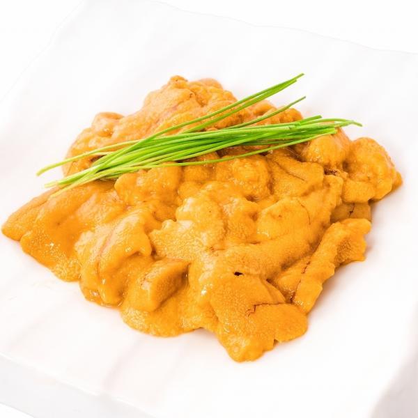 築地市場のウニイクラ丼セット(2杯分・無添加生ウニ100g&いくら醤油漬け100g)海鮮丼で約2杯分|gourmet-no-ousama|05