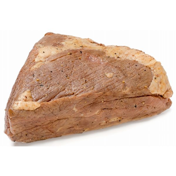 (訳あり 訳アリ わけあり) ローストビーフ ブロック 400g - 500g 前後 霜降り トモサンカク デパ地下仕様 高級 牛肉 モモ肉|gourmet-no-ousama|19