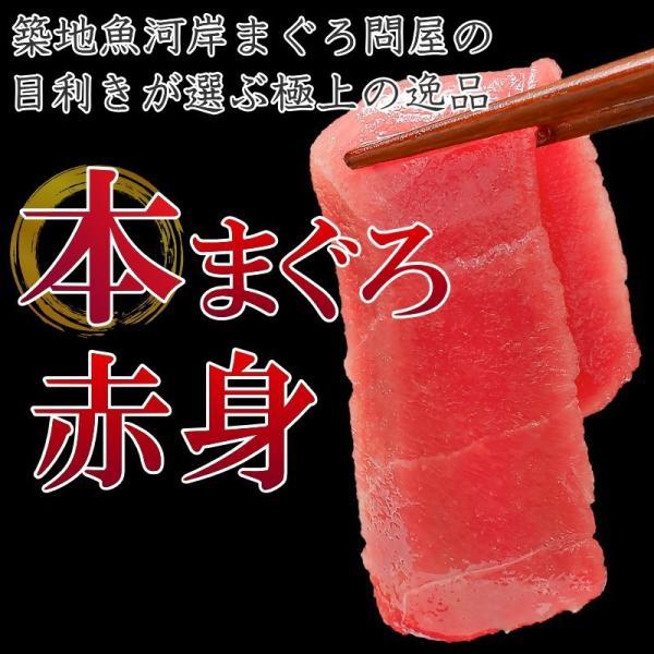 (訳あり わけあり ワケあり)本まぐろ 赤身 200g (まぐろ 本マグロ 鮪 刺身)|gourmet-no-ousama|02