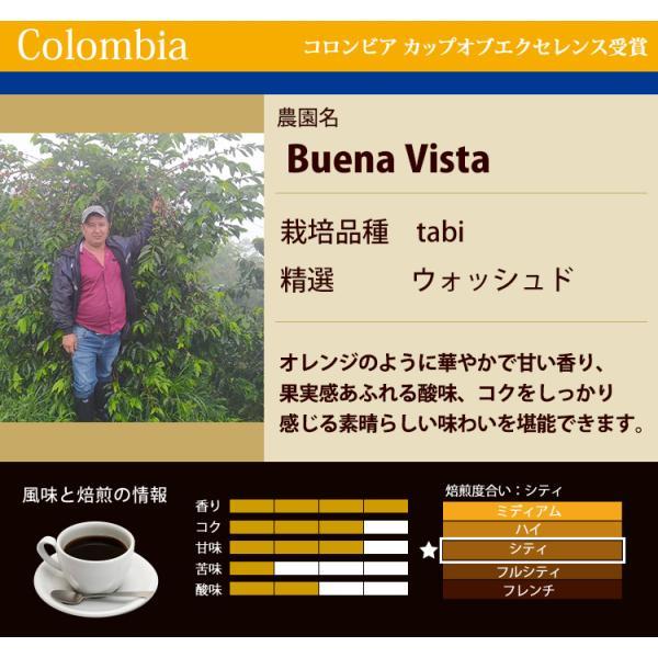 [1kg]コロンビアカップオブエクセレンス(Cコロ×2)/珈琲豆|gourmetcoffee|02
