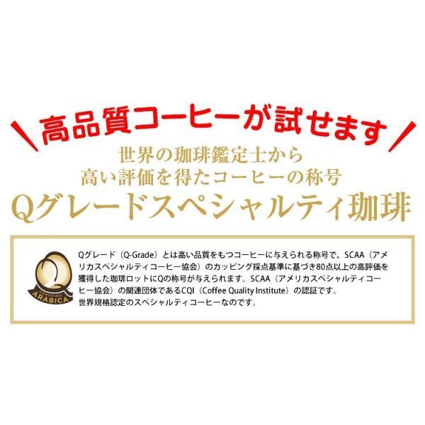 全国一律送料無料1000円ポッキリ【ネコポス】Qグレードお試し福袋(Qコス・Qグァテ・Qニカ/各100g)|gourmetcoffee|03