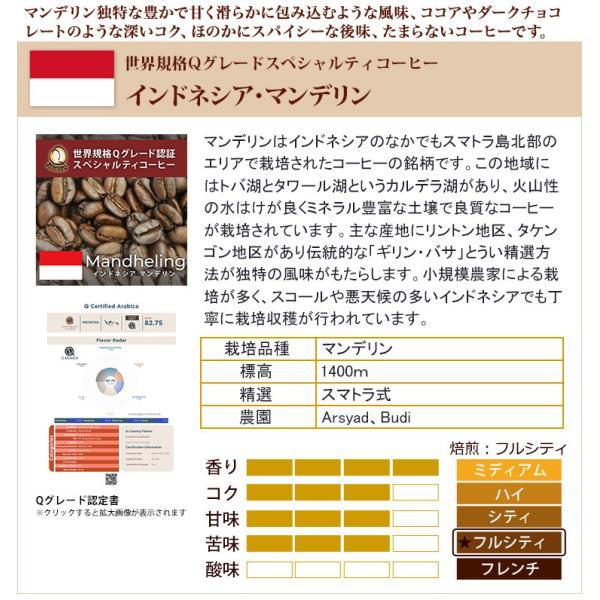 全国一律送料無料1000円ポッキリ【ネコポス】Qグレードお試し福袋(Qコス・Qグァテ・Qニカ/各100g)|gourmetcoffee|07