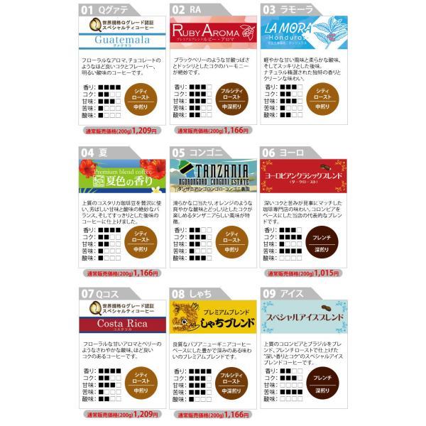 (200g×3袋)まとめ買い得々プロジェクト/珈琲豆|gourmetcoffee|03