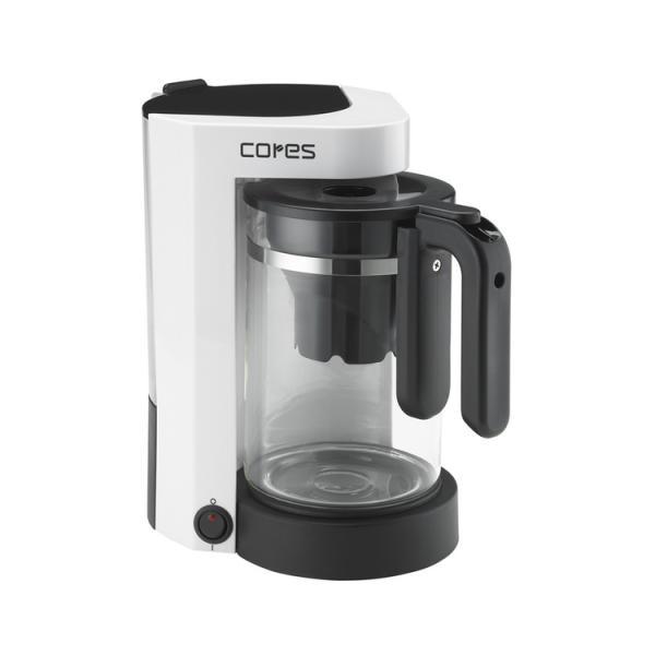 5カップコーヒーメーカーC301WH/cores(コレス)/珈琲豆/グルメコーヒー豆専門加藤珈琲店|gourmetcoffee