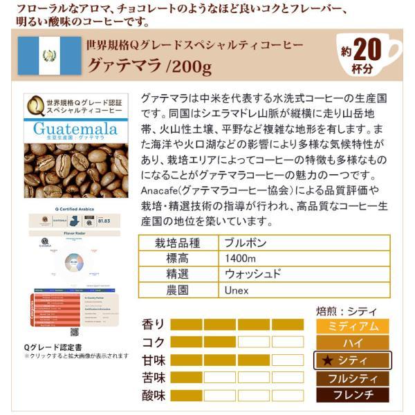 メリタ社製 エズ SKG56コーヒーメーカー付福袋(Qグァテ200g)|gourmetcoffee|05