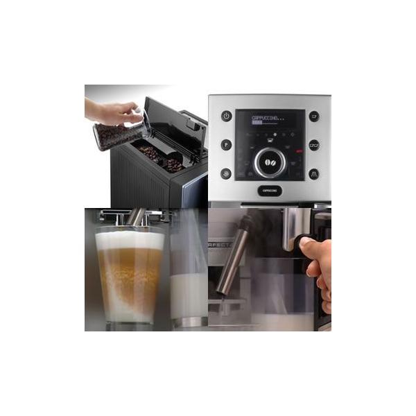 [お取り寄せ商品]全自動エスプレッソマシンペルフェクタカプチーノESAM5500MH/デロンギ(DeLonghi)|gourmetcoffee|02