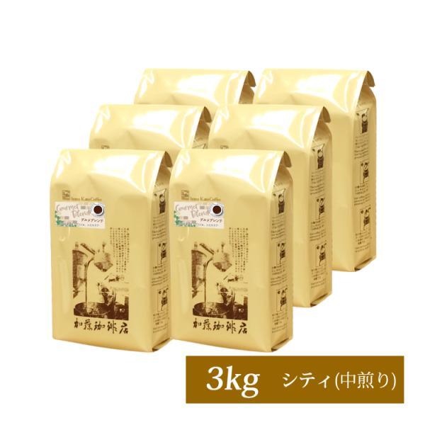 コーヒー「業務用卸コーヒー豆6袋セット」とっておきのグルメブレンド500g×6袋セット/珈琲豆|gourmetcoffee