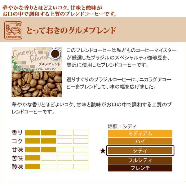 コーヒー「業務用卸コーヒー豆6袋セット」とっておきのグルメブレンド500g×6袋セット/珈琲豆|gourmetcoffee|02