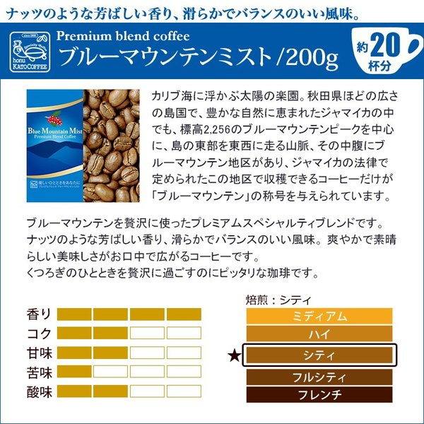 (200gVer)ピカイチ珈琲福袋(Cブル・金・ミスト・レジェ/各200g)/珈琲豆 コーヒー豆 コーヒー|gourmetcoffee|04