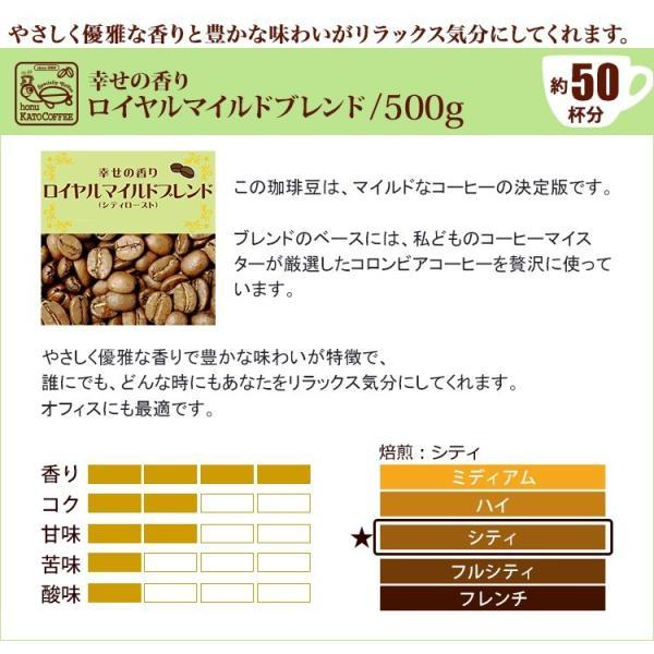 ハウスブレンド珈琲福袋[ヨーロ・エクスト・ロイヤル]/珈琲豆 コーヒー豆 コーヒー|gourmetcoffee|04