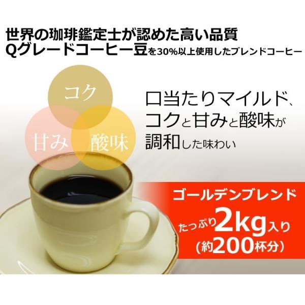 ポイント10倍 2kg入・怒涛の珈琲豆セット(G500×4)/珈琲豆 コーヒー豆 コーヒー|gourmetcoffee|02