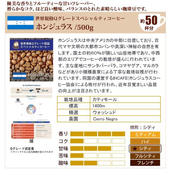 タイプ6(R)スペシャルティ珈琲大入り福袋(Qホン・青・TSUBAKI/各500g)/珈琲豆 gourmetcoffee 02