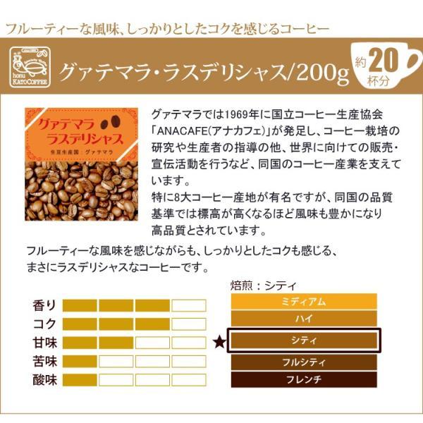 (200gVer)颯爽の珈琲福袋(Qホン・Qコロ・ラス/各200g)/珈琲豆 コーヒー豆 コーヒー|gourmetcoffee|04