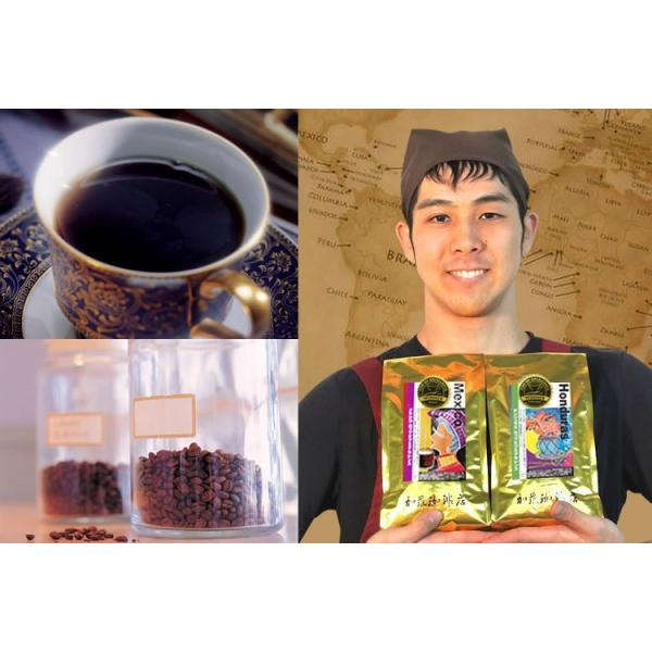 カップオブエクセレンス2種類飲み比べA (Cメキ・Cホン)/珈琲豆|gourmetcoffee|04