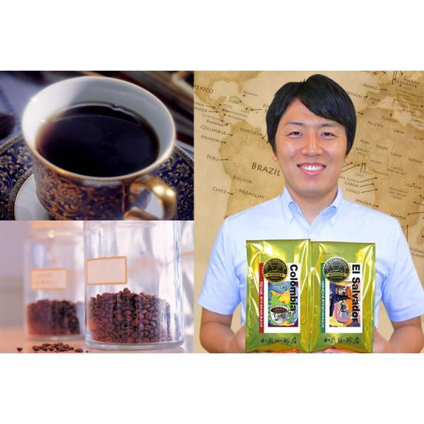 カップオブエクセレンス2種類飲み比べZ (Cホン・Cブル)/珈琲豆|gourmetcoffee|04