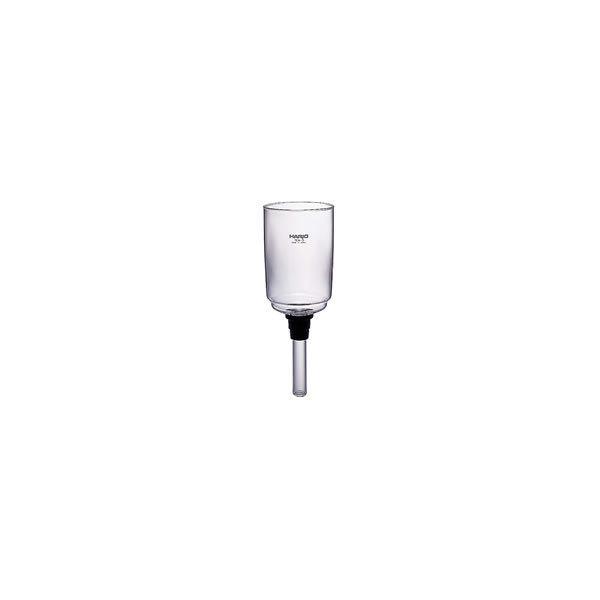 [お取り寄せ商品]TCA-5テクニカ5杯用上ボール(ゴムパッキン付)/ハリオ(HARIO)|gourmetcoffee