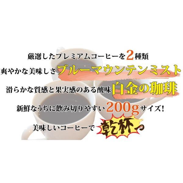 乾杯の珈琲福袋(ミスト200×2・鯱200×2)/珈琲豆 コーヒー豆 コーヒー|gourmetcoffee|02