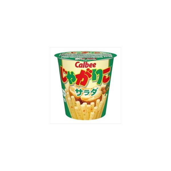 カルビー じゃがりこサラダ 60g × 12|goyougura-okawa