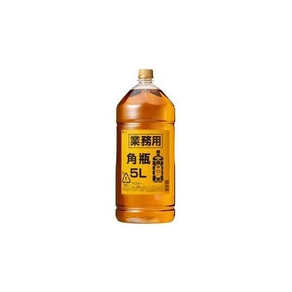 サントリー 角瓶 ペット 業務用 5000ml 5L|goyougura-okawa
