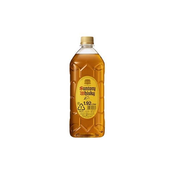 新パッケージ サントリーウイスキー 角瓶 ジャンボボトル 1920ml|goyougura-okawa