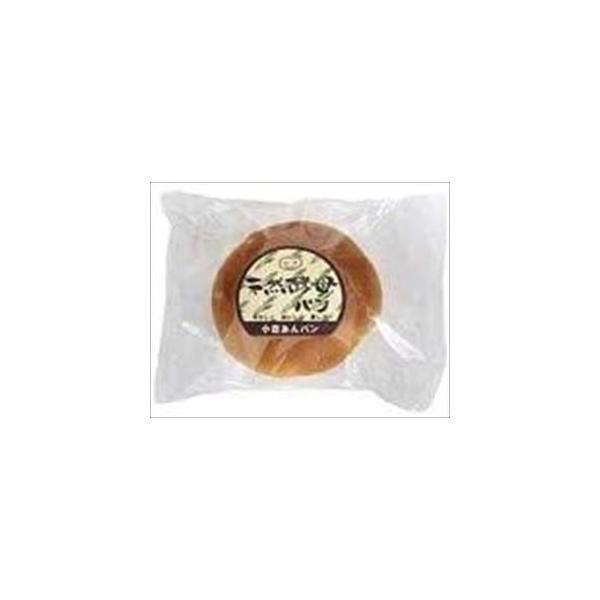 送料無料 食祭館 天然酵母パン こしあんパン 24個