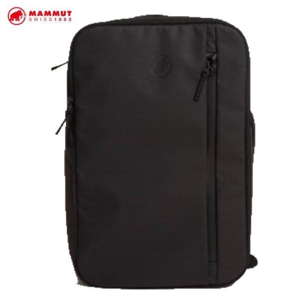 マムートリュックMAMMUTBAGビジネスバッグバックパックかばんデイパック黒ブラック25Lシンプル