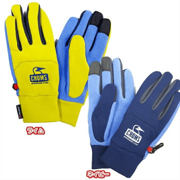 CHUMS/チャムス/Polartec Power Stratch Glove/ポーラーテックパワーストレッチグローブ/CH09-1098|gpstore|07