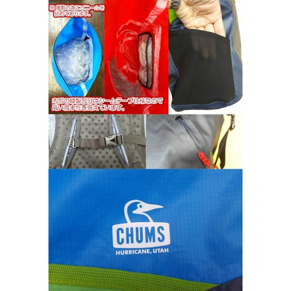 CHUMS/チャムス/BOX Elder RT Day Pack/ボックスエルダーロールトップデイパック/CH60-2130|gpstore|04
