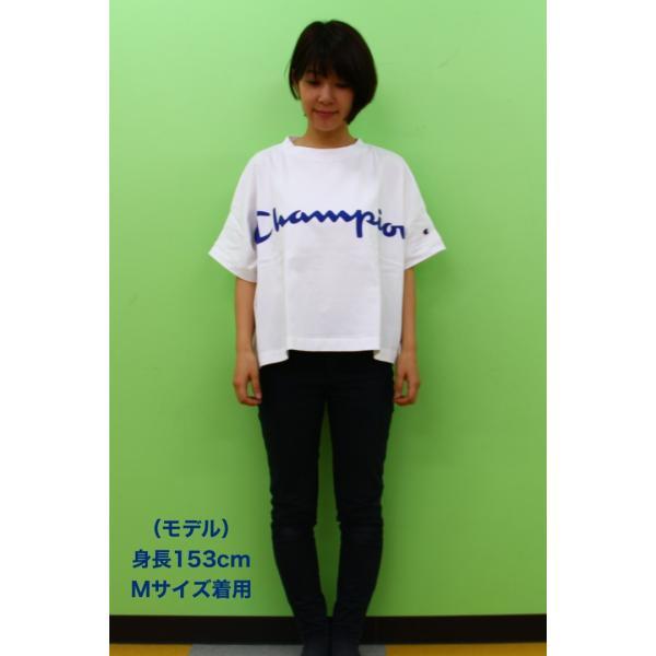 ◆Champion/チャンピオン/ウィメンズ ビッグTシャツ/CW-P307|gpstore|06