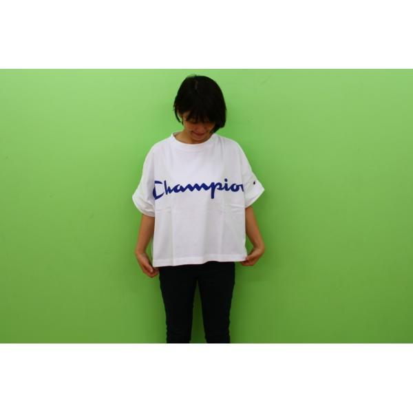 ◆Champion/チャンピオン/ウィメンズ ビッグTシャツ/CW-P307|gpstore|07