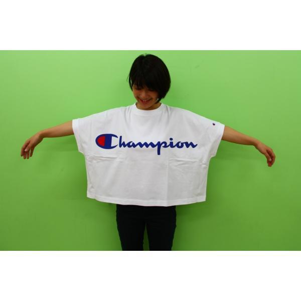 ◆Champion/チャンピオン/ウィメンズ ビッグTシャツ/CW-P307|gpstore|08