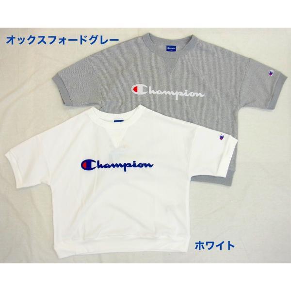 ◆Champion/チャンピオン/クルーネックシャツ/CW-PS001|gpstore|03
