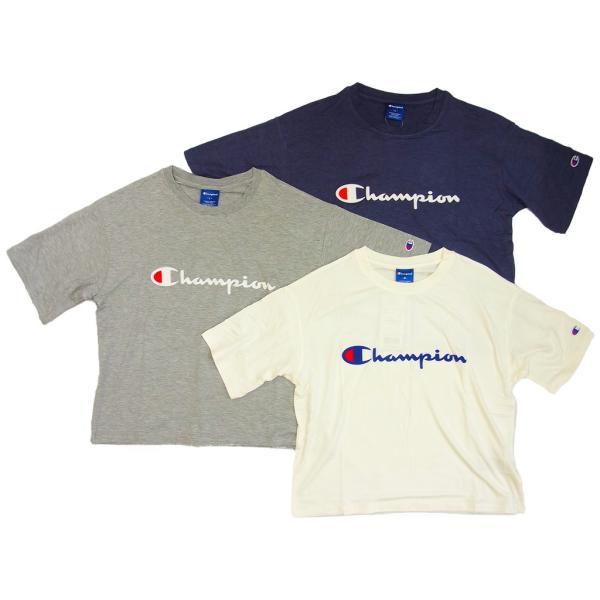 ◆Champion/チャンピオン/ウィメンズ Tシャツ/CW-PS313|gpstore