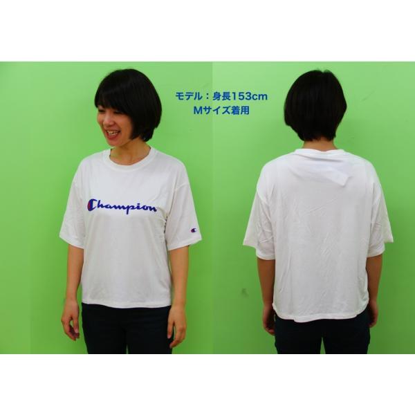 ◆Champion/チャンピオン/ウィメンズ Tシャツ/CW-PS313|gpstore|05