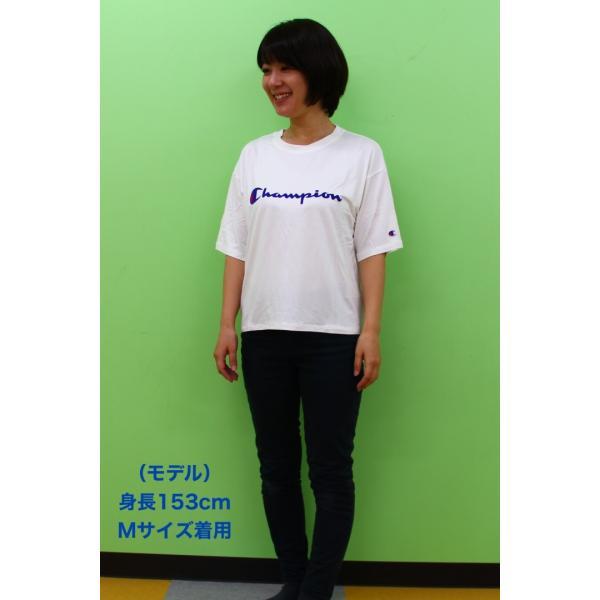 ◆Champion/チャンピオン/ウィメンズ Tシャツ/CW-PS313|gpstore|06
