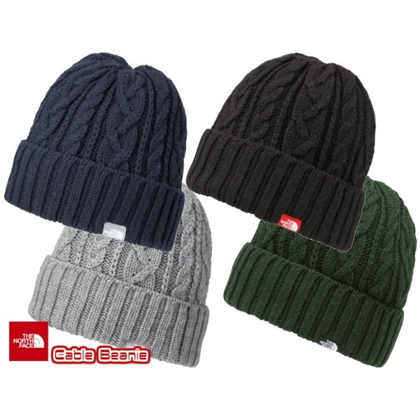 THE NORTH FACE/ザノースフェイス/CABLE BEANIE/ケーブルビーニーNN41520|gpstore