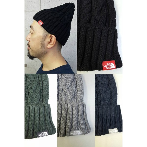 THE NORTH FACE/ザノースフェイス/CABLE BEANIE/ケーブルビーニーNN41520|gpstore|02