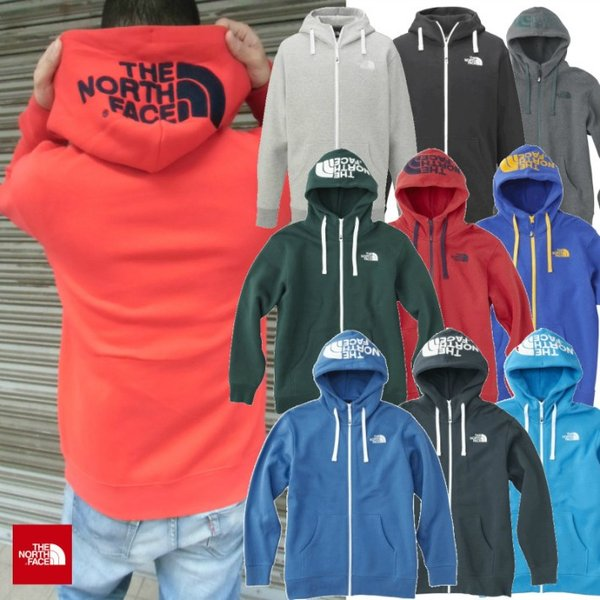 THE NORTH FACE/ザノースフェイス REARVIEW FULLZIP HOODIE/リアビューフルジップフーディー /NT11530|gpstore