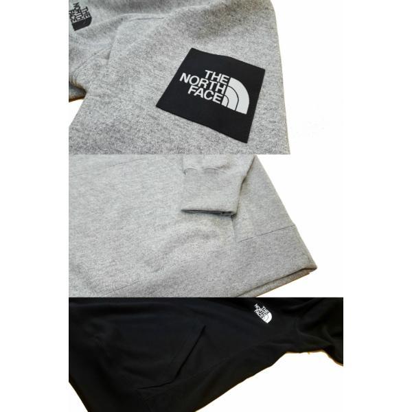 THE NORTH FACE/ザノースフェイス/Square Logo Hoodie/スクエアロゴフーディー/NT11831|gpstore|03