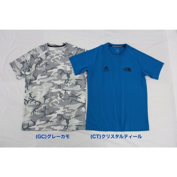 ◆THE NORTH FACE/ザノースフェイス/Mens S/S Ampere Training Crew/メンズショートスリーブアンペアトレーニングクルー/NT11992|gpstore