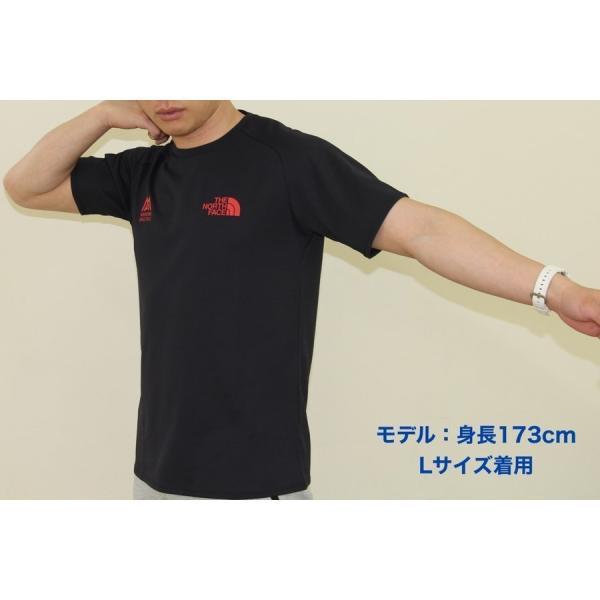 ◆THE NORTH FACE/ザノースフェイス/Mens S/S Ampere Training Crew/メンズショートスリーブアンペアトレーニングクルー/NT11992|gpstore|04