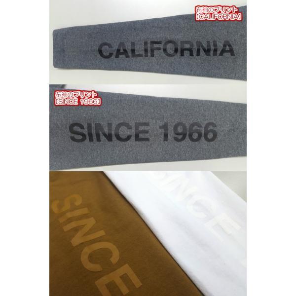THE NORTH FACE/ザノースフェイス/L/S Square Logo California Tee/ロングスリーブスクエアロゴカリフォルニアTシャツ/NT31842|gpstore|07